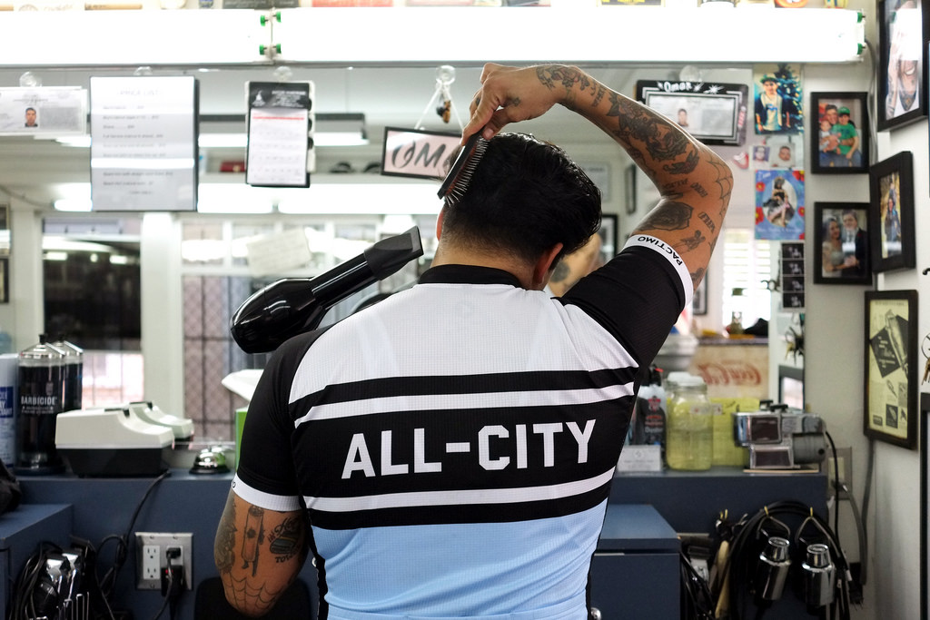 when in los angeles vinny s barber shop the radavist a group of individuals who share a. Black Bedroom Furniture Sets. Home Design Ideas