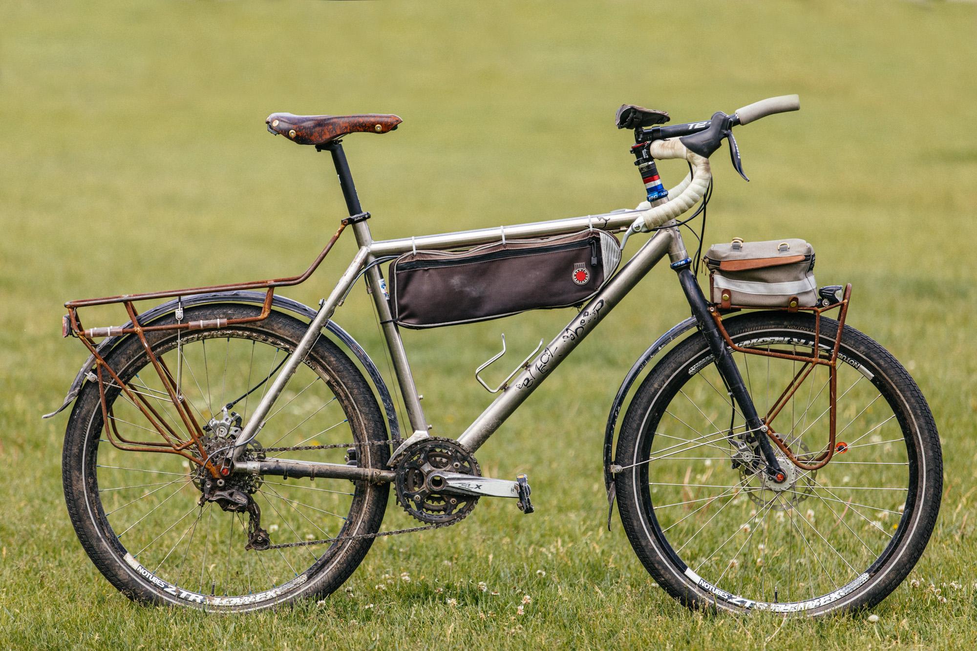 Sam's Black Sheep Lifetime Bike