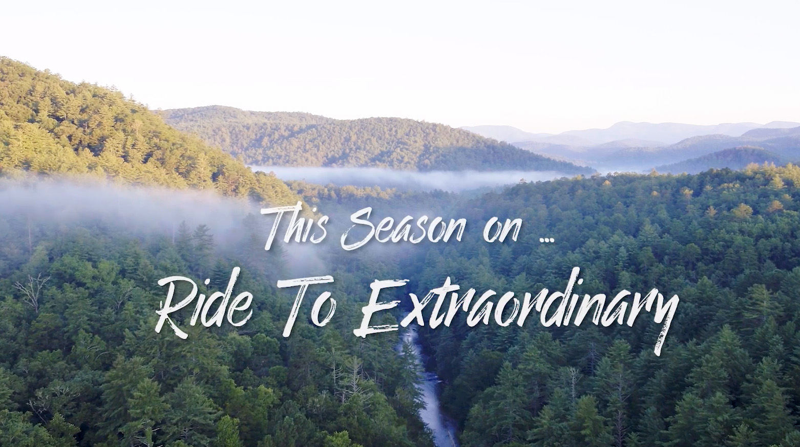 Ride To Extraordinary: a Bikepacking TV Show