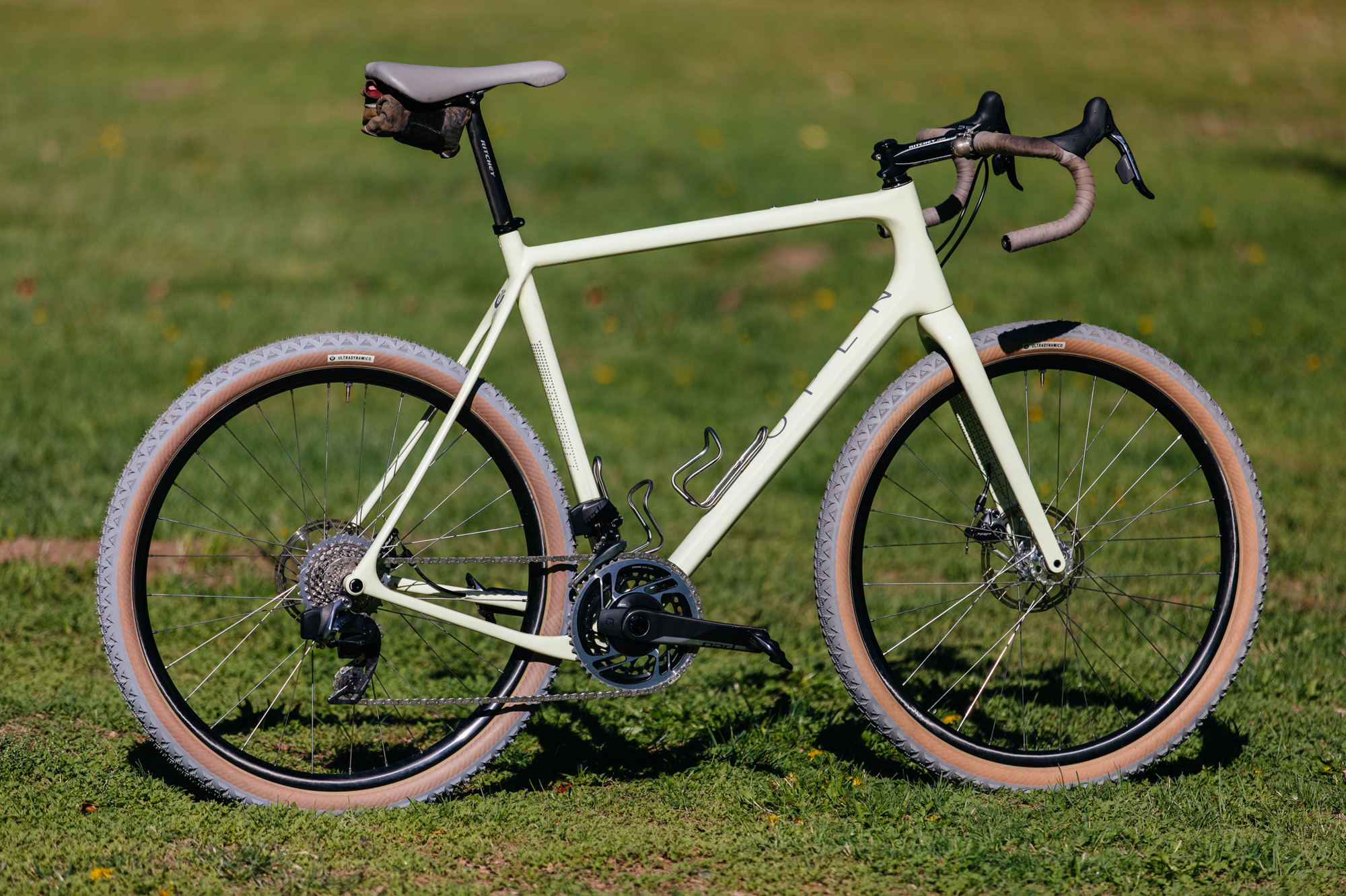 Grinduro 2019: Patrick's Ultradynamico Rosé OPEN UP Gravel Race Bike